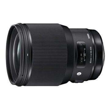SIGMA 85mm F1.4 DG HSM ART   【平输】  大光圈人像镜  定焦镜头