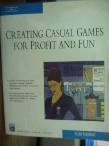 【書寶二手書T2/原文書_PLD】Creating Casual Games for…_有光碟