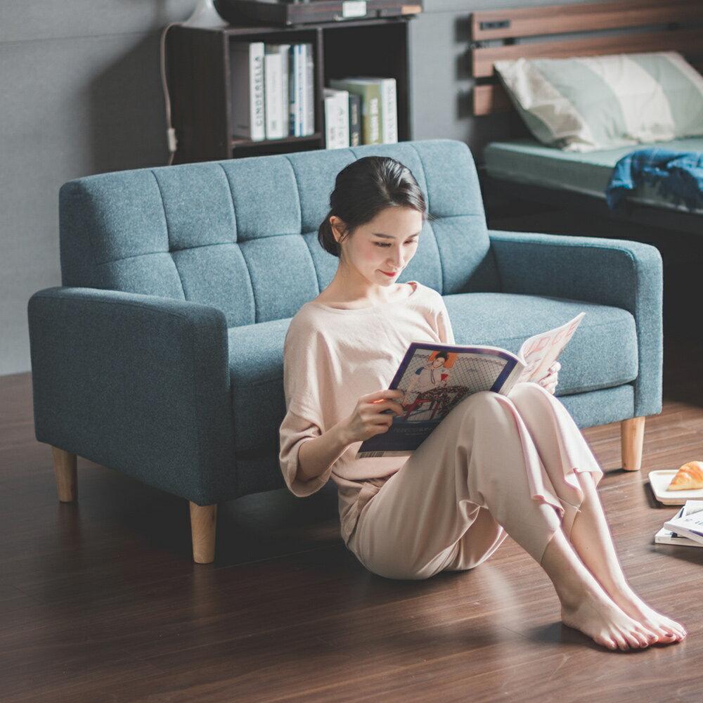 沙發 / 椅子 / 床 雅思本簡約系雙人沙發 完美主義【Y0315】 6