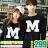 ◆快速出貨◆刷毛T恤 圓領刷毛 情侶T恤 暖暖刷毛 MIT台灣製.字母大M【YS0413】可單買.艾咪E舖 0