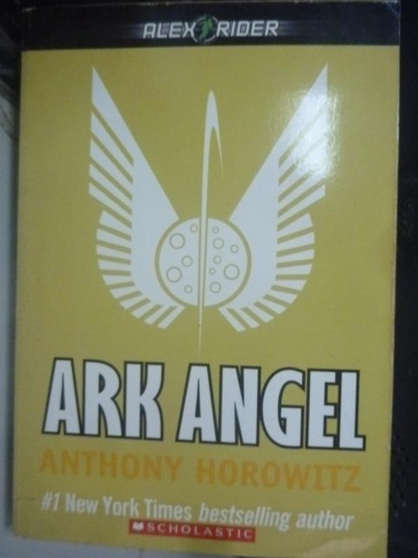 【書寶二手書T6/原文小說_LOF】Ark Angel_Anthony Horowitz