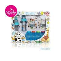 《貝喜力克》嬰兒禮盒-晶鑽玻璃奶瓶組 (D261)/pregshop孕味小舖-PREGSHOP孕味小舖-媽咪親子推薦
