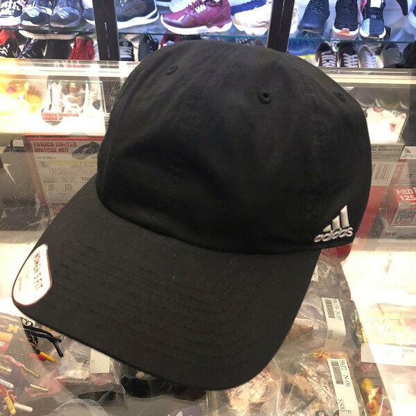 現貨BEETLEADIDAS黑色側邊立體經典LOGO迷彩老帽棒球帽可調式女款
