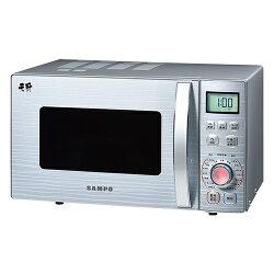 聲寶23L燒烤型微波爐RE-N623TG【愛買】