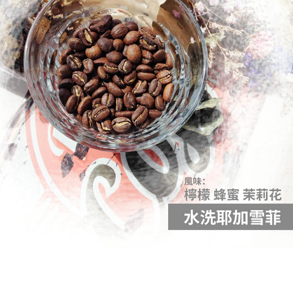 錘子咖啡 水洗耶加雪菲 淺焙 半磅 咖啡熟豆 227G