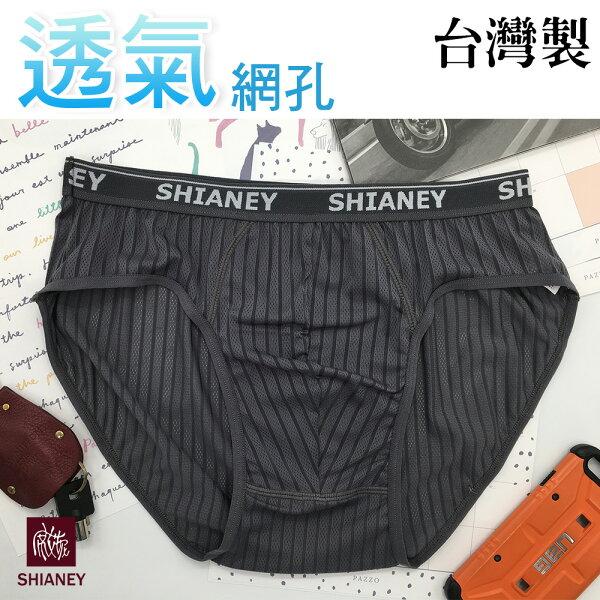 shianey席艾妮:男性三角內褲涼感吸濕排汗台灣製No.9198-席艾妮SHIANEY