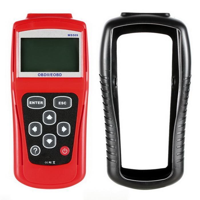 OBD2 OBDII EOBD Scanner Car Code Reader Data Tester Scan Diagnostic Tool 3