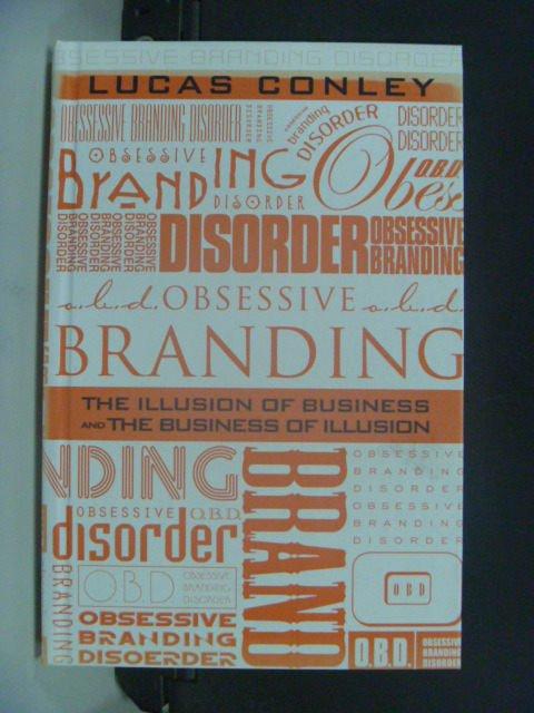 ~書寶 書T2/財經企管_JHM~OBD~Obsessive Branding Disor