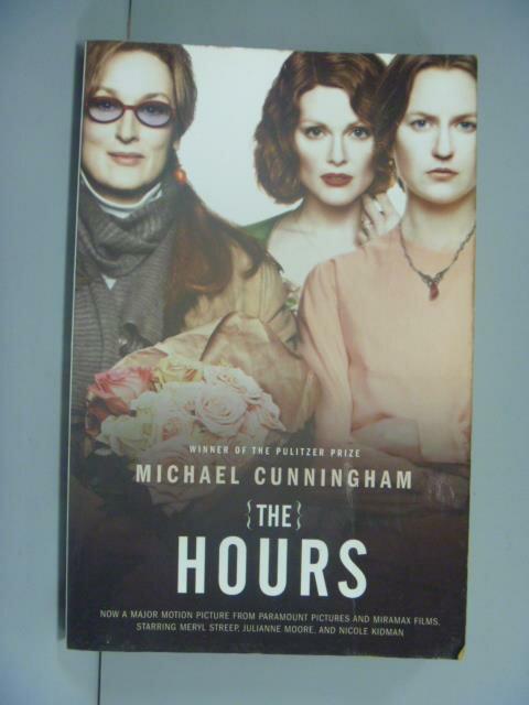 【書寶二手書T1/一般小說_GCS】The Hours _Michael Cunningham