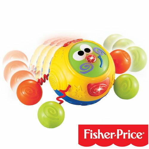 【奇買親子購物網】費雪牌 Fisher-Price 跳舞好朋友(螃蟹)