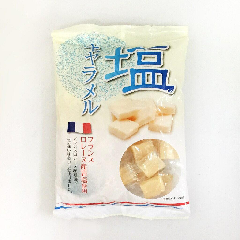 宮田製菓 法國岩鹽牛奶糖 230g