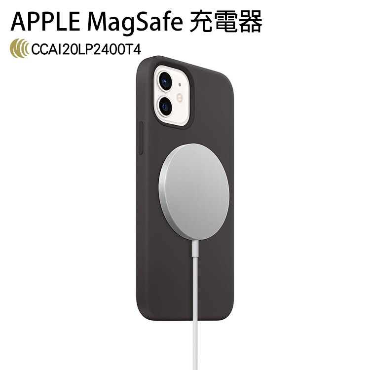 全盛網路通訊 【神腦貨 盒裝】Apple 原廠 MagSafe 充電器 15W 快充 磁吸充電 無線充電器 閃充 無線充 磁力無線充 充電...