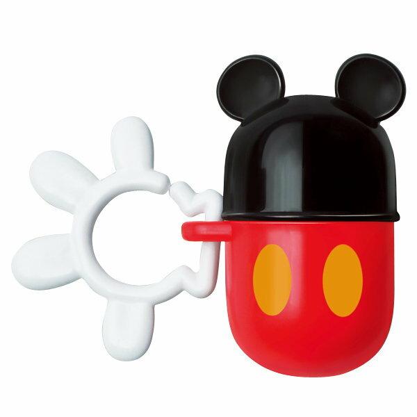 六甲媽咪親子生活館:Disney迪士尼米奇攜帶式雞蛋球造型罐【六甲媽咪】