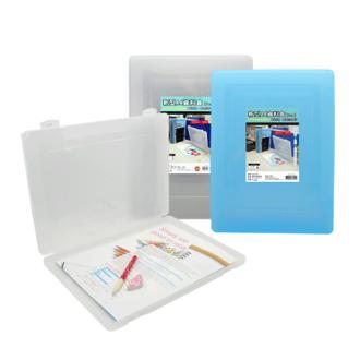 W.I.P 聯合文具 CP-3302 資料盒 ( A4 文件收納盒 ) 厚度2公分