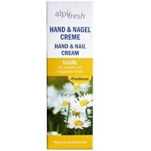 德國原裝歐漾 Alpifresh  護手霜100ml (含洋甘菊) 植物精華,柔軟滋潤肌膚、清爽不油膩