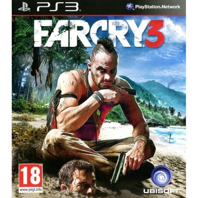 【二手遊戲】PS3 極地戰嚎 3 Far Cry 3 英文版【台中恐龍電玩】