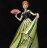 冰雪奇緣安娜Anna公主*精品/裝飾/擺飾/玩具《美國Enesco精品,迪士尼典藏超精美人偶》【曉風】 2