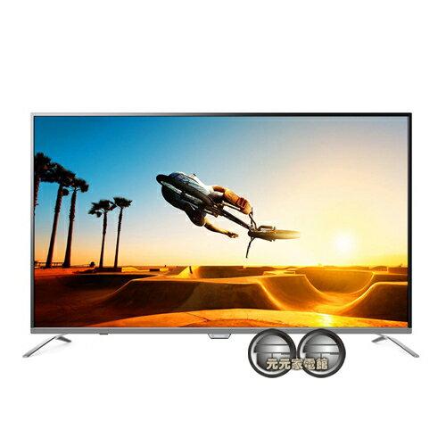 PHILIPS飛利浦55吋4K聯網液晶電視附視訊盒55PUH7032~限區含配送+基本安裝
