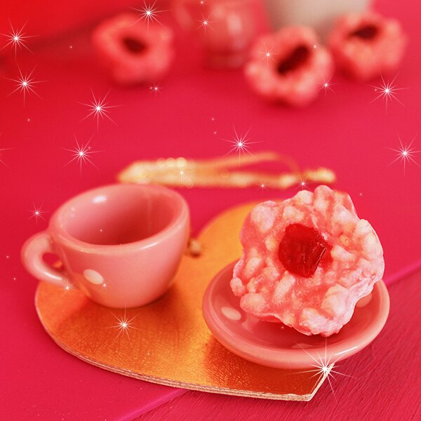 【LaVie】 Choco嘣嘣 / ♧粉紅花朵酥脆口感♧