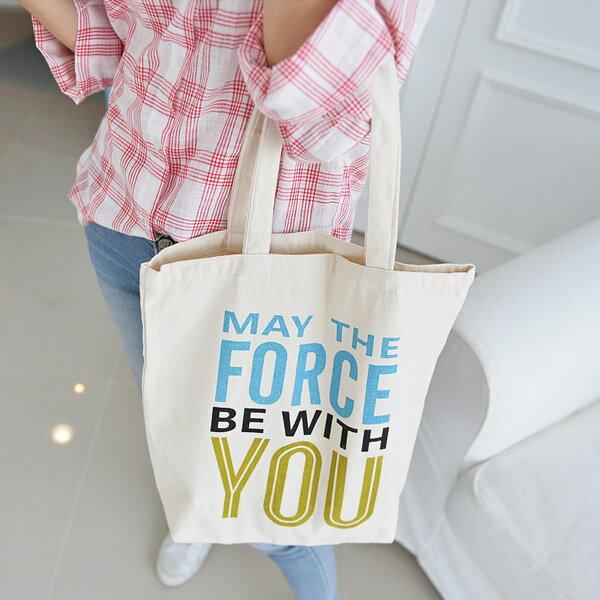 【橘子包舖A0348】正韓貨.麻布袋.購物袋.側背包
