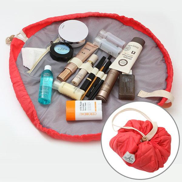 【橘子包舖】韓國正貨 FROMb 輕旅行化妝品收納袋 [P0117]|三色