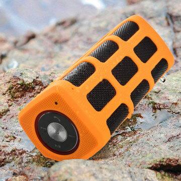 IFIVES7720重低音藍牙喇叭-亮橘(S7720(亮橘色))藍牙喇叭音箱隨身喇叭戶外喇叭藍芽喇叭藍牙音箱藍芽MP3【迪特軍】