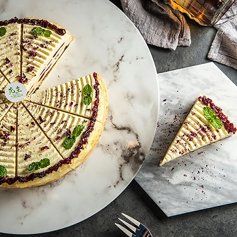 微醺蔓蔓  千層蛋糕   熱銷商品【Sensei先生千層】8吋