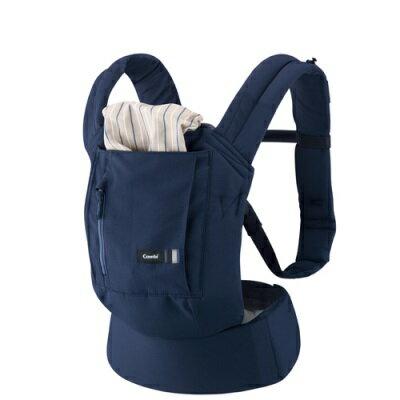 【Combi品牌月★買就抽】Combi JOIN 減壓型背巾(海軍藍)