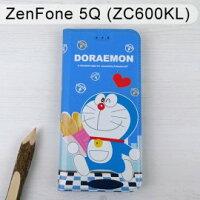 小叮噹週邊商品推薦哆啦A夢皮套 [麵包] ASUS ZenFone 5Q (ZC600KL) 6吋 小叮噹【正版授權】