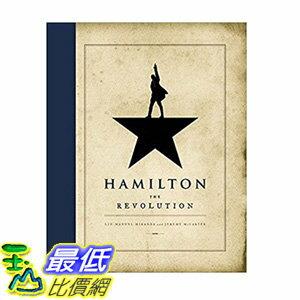 106美國直購  2017美國暢銷書 Hamilton:The Revolution