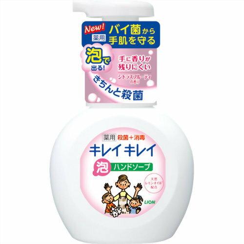 日本製綺麗泡沫洗手乳 250ml (柑橘果香)