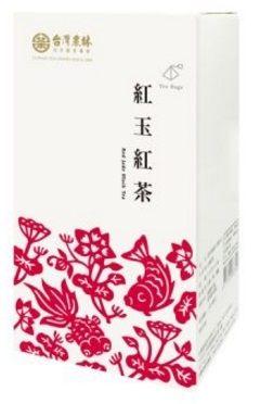 台灣農林 紅玉紅茶(立體茶包) 2.5g*20入