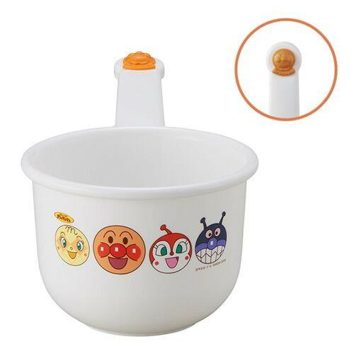 【真愛日本】18071300003日本製水勺-ANP白麵包超人水勺細菌人水瓢衛浴用品兒童戲水洗澡日本製