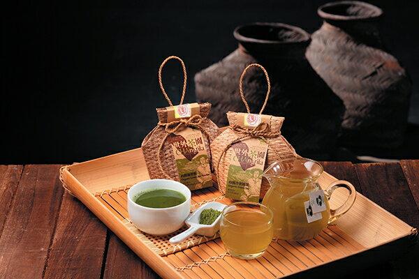 好客HAOKE:【世外茶園】有機冷泡綠茶(茶簍)15入(共4組)_E0208