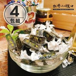 【台灣小糧口】魚乾系列 ●昆布 80g(4包組)
