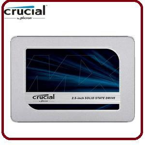 MicronCrucialMX5002TBSSD固態硬碟