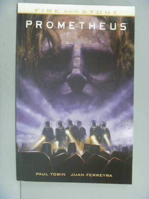 ~書寶 書T9/繪本_YBB~Prometheus: Fire and Stone_Tob