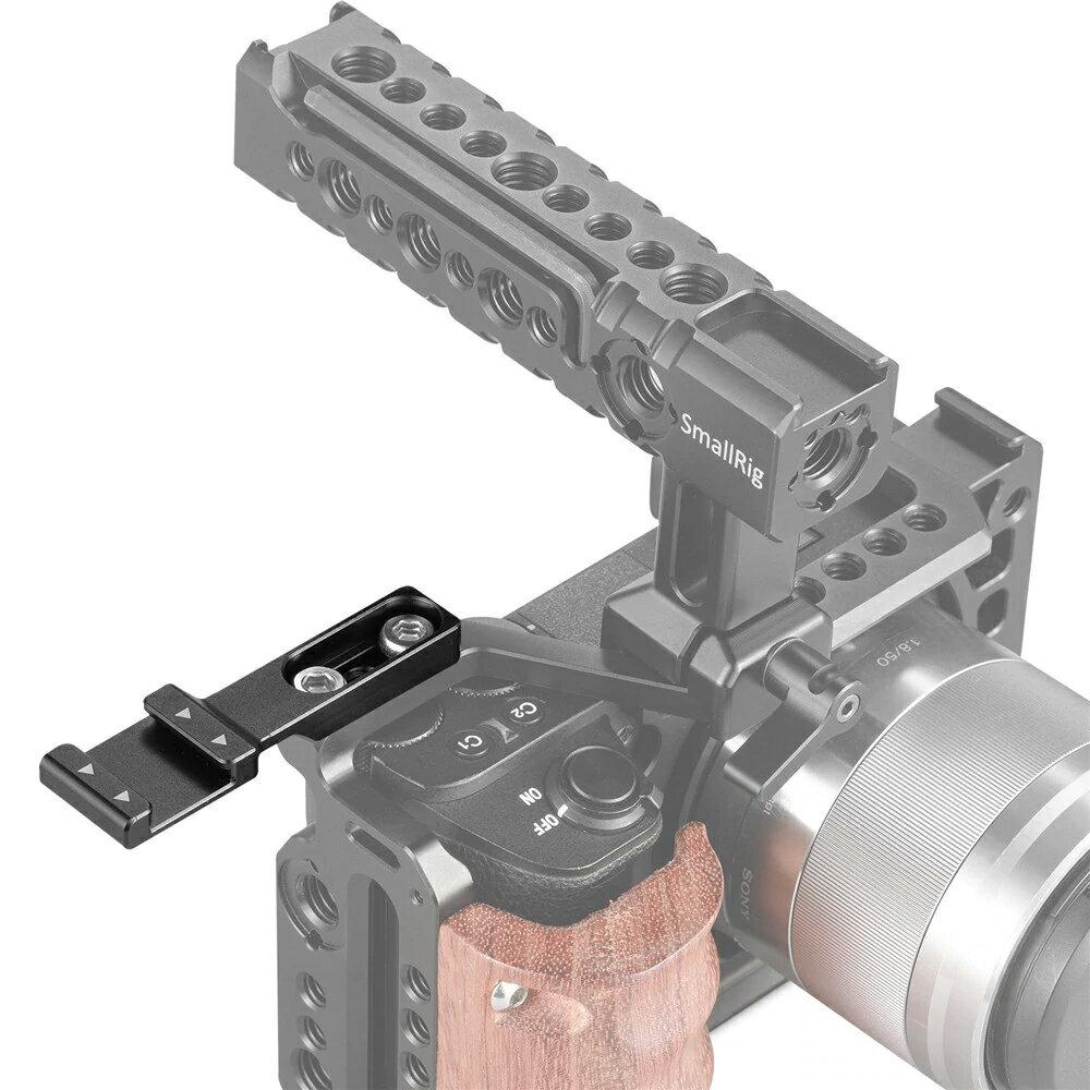 . SmallRig 2044 鋁合金 延伸冷靴座 外接 微型熱靴架 單眼 錄影 LED 螢幕 麥克風 貨