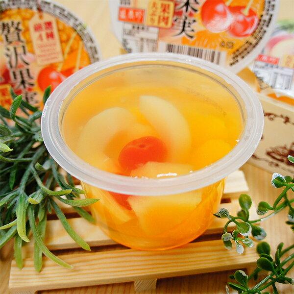 《盛香珍》大果實綜合果凍240gX24杯入 2