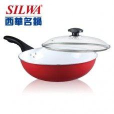 西華 潔淨陶瓷不沾炒鍋 32CM 原價$2980 特價$2480