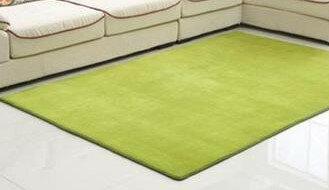 日式風格120*160CM高級絲毛防滑超柔絲毛地毯