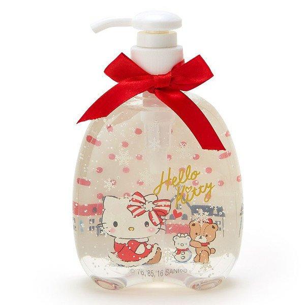 X射線【C806418】Kitty沐浴乳-蘋果香,沐浴乳/香皂禮盒/交換禮物/母親節/情人節/禮物/香氛