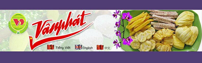 Vanphat 越南果乾-波羅蜜乾 / 綜合蔬果乾 / 香蕉乾 / 芋頭條 (250g)