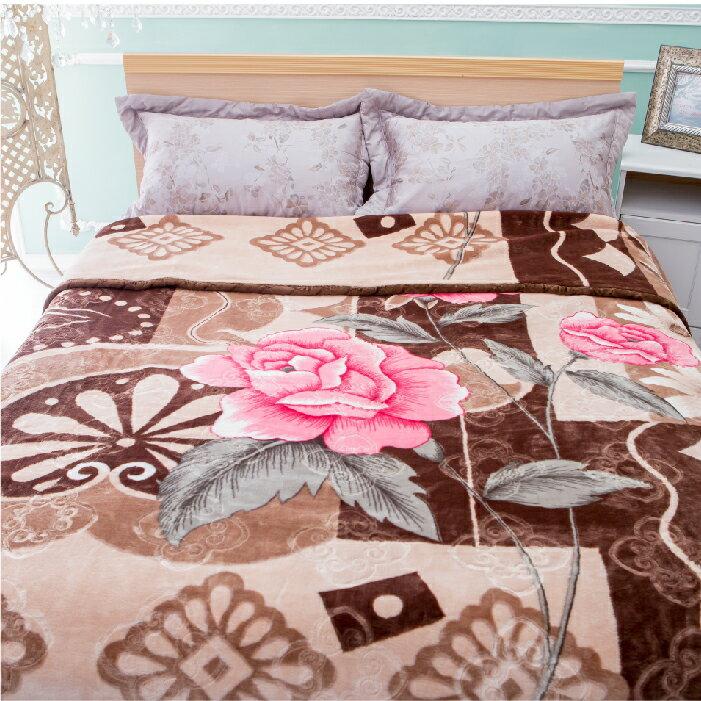 【名流寢飾家居館】大阪寢屋川.藝術之殿.雙人毛毯.保暖毛毯.200x240cm