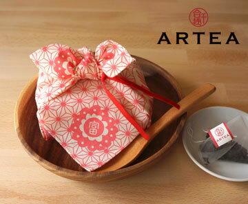 ARTEA【小確幸3款早午茶組】(原片立體茶包)