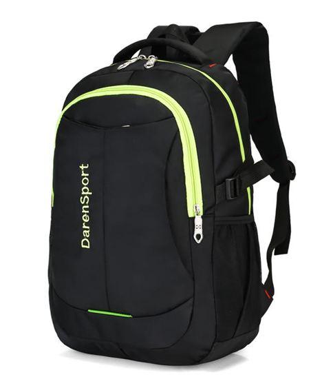 戶外大容量輕便旅行徒步背包男士電腦包旅游雙肩包防水女運動書包   良品鋪子