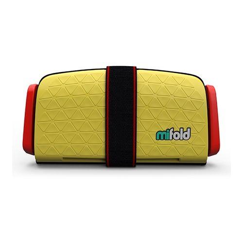 全新2.0 美國 mifold 隨身安全座椅-黃色(保證公司貨)★愛兒麗婦幼用品★ 0