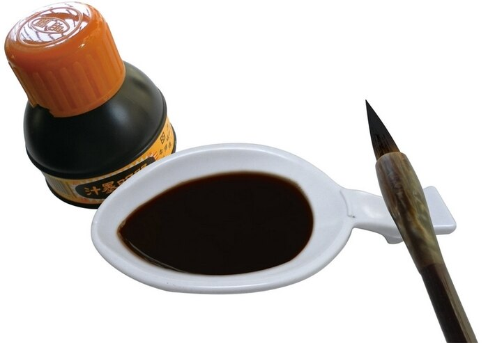 雷鳥 LT-014 書法用墨池