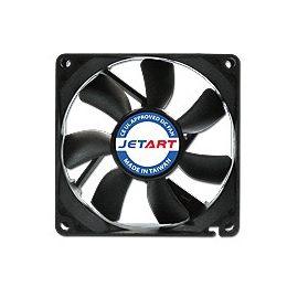 【新風尚潮流】JetArt捷藝 DF8025P 直流風扇 公司貨 液態複合軸承 21.0 dBA DF8025P