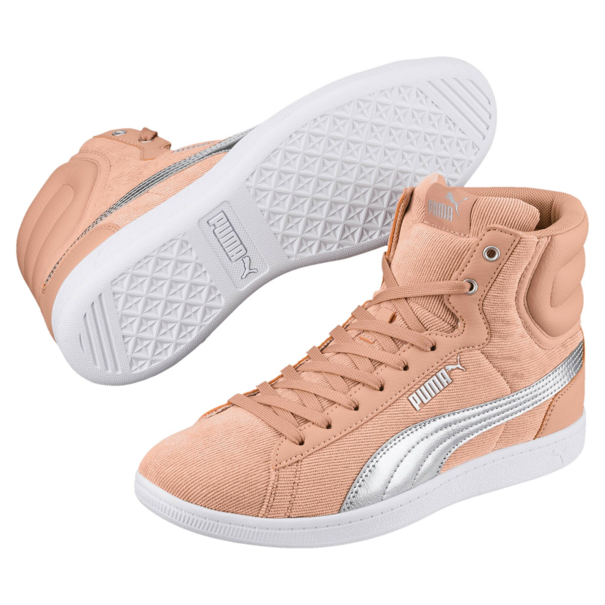 ea42d42842b34f Official Puma Store  Puma Vikky Mid Cord Women s Sneakers